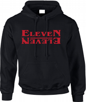 ELEVEN HOODIE - INSPIRED BY STRANGER THINGS